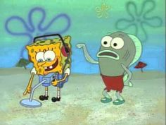 Hey Sponge what are you doing ? Well I'm getting ready to go metal detecting with the Guys/Gals from TREASUREILLUSTRATED....That's an Awesome group of Detectorists. Come join us and see if you can find one of those Awesome Cache's at treasureillustrated.com