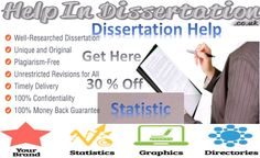 #Dissertation_Statistic_Services - #Help_in_Dissertation is a well-known and reliable academic portal that offers exclusive Dissertation Statistic Services for the #discerning_students.   Visit Here https://www.helpindissertation.co.uk/Dissertation-Services  Live Chat@ https://m.me/helpindissertation  For Android Application users https://play.google.com/store/apps/details?id=gkg.pro.hid.clients