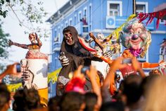 Carnival Goa