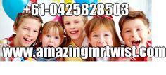 Kids Parties Melbourne | Kids Party Entertainment Melbourne | 3122, VIC +61-0425828503
