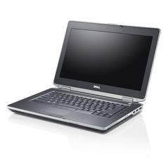 eN-Tech Dell Latitude E6430 14-inchGunmetal Refurbished Laptop with Intel Core i5 3rd Gen 2.60GHz 128GB SSD Windows 10 Home 64-Bit