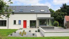 Modern farmhouse in Glenfarne, Co. Leitrim, designed by McCabe Architects