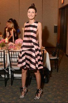 Giovanna Battaglia #stripes
