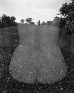 Dans les «French archives», Harry Callahan poursuit son approche minimaliste du paysage - L'Œil de la photographie
