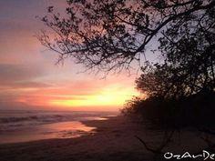 Playa Langosta, Guanacaste. Costa Rica.