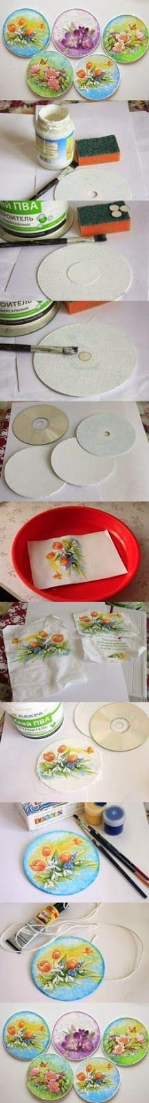 Using Old CDs