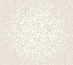 Bright luxury vintage floral seamless wallpaper background royalty-free stock vector art