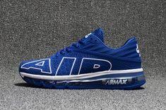wholesale dealer f3dd3 58ec8 Mens Nike Air Max Flair 2017 Kpu Running Shoes Royal Blue White 942236 410 Nike  Air