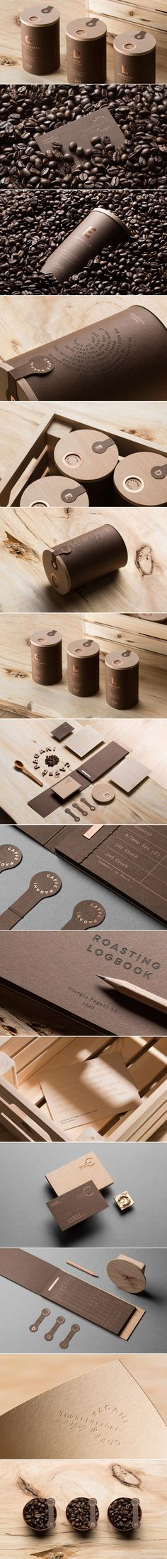 Caffè Pagani — The Dieline | Packaging & Branding Design & Innovation News
