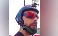 Wingsuit jumper Armin Schmieder streams his own death through Facebook Live…