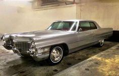 Cadillac De Ville Coupé 1965 da série Mad Men (Foto: Reprodução)