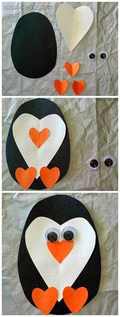 mutlu anne babalar mutlu çocuklar: penguen