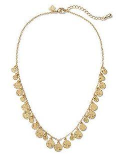 Regatta Delicate Necklace | Banana Republic $39.50