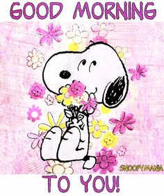 Good Morning Snoopy, Cute Good Morning Quotes, Good Morning Beautiful Images, Funny Good Morning Quotes, Good Morning Picture, Good Morning Greetings, Good Morning Good Night, Good Morning Wishes, Snoopy Love
