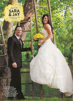 Sara Evans & Jay Barker (6-14-2008)