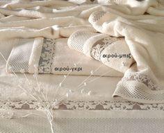 Πετσέτα με ανάγλυφη μπορντούρα PT144