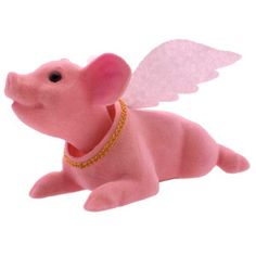 Nodding Flying Pig