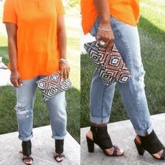 My beaded clutch is now on the blog. Chay08iu.blogspot.com or Instagram : Chay_Is_Chic