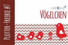 Plotter-Freebies #7 - #9 | Liebeling | Bloglovin'