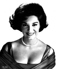 Sensuously Teasing pics of Connie Francis