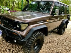 1991 Toyota Land Cruiser LJ77