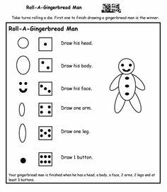 gingerbread man ideas / Education / Trendy Pics