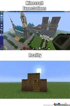 jeahhh... it's true - i <3 minecraft