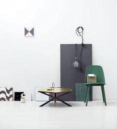 Tina Hellberg for Swedish Elle Interior Scandinavian Design House, Cool Furniture, Furniture Design, Interior Decorating, Interior Design, Interior Stylist, Black Decor, Home Fashion, Contemporary Design