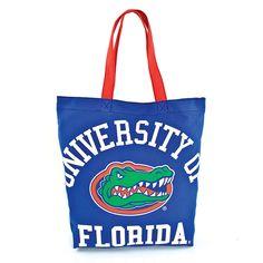 University of Florida Tote, $26 at WonderMolly.com