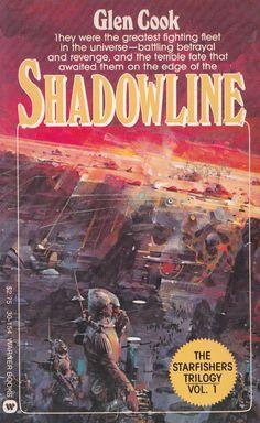 Glen Cook. Shadowline