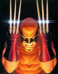 Alex Ross Visions: Wolverine by Alex Ross