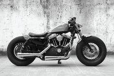 Custom Harley Davidson Sportster XL1200X Forty eight