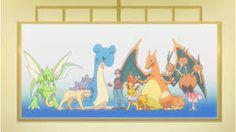 Resultado de imagen para equipo de red pokemon origins