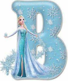 34 ideas for pasta modelleri harf Frozen Birthday Party, Frozen Tea Party, Frozen Theme, 4th Birthday, Freeze, Frozen Font, Frozen Decorations, Minnie Png, Alphabet And Numbers