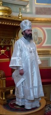 Nativity Message of His Eminence Justinian, Archbishop of Naro-Fominsk, Administrator of the Patriarchal Parishes in the USA 2013 Christmas Message 2013 from His Eminence Archbishop Justinian of Naro-Fominsk, Administrator of the Patriarchal Parishes in the USA.