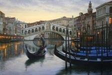 Venetian Holiday, by Alexei Butirskiy