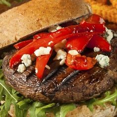 This meatless burger will be sure to satisfy vegans and carnivores alike