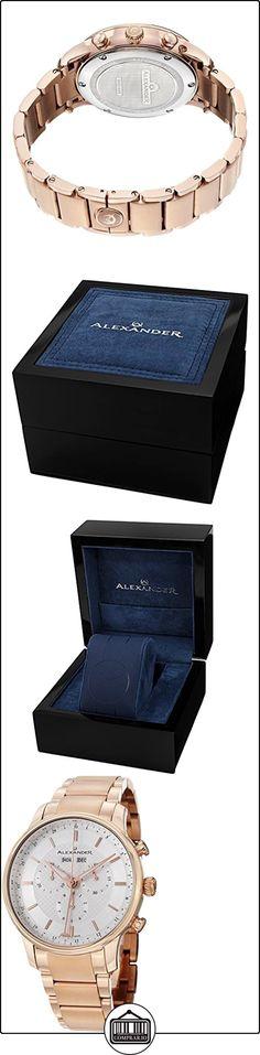 Alexander Reloj con movimiento cuarzo suizo A101B-04  42 mm  ✿ Relojes para mujer - (Lujo) ✿