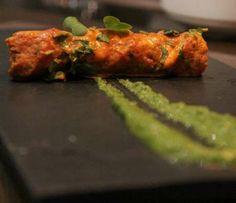 Mutton seekh kebab @ Made in Punjab, Mumbai