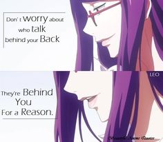 Tokyo Ghoul...They'r Behind You For a Reason
