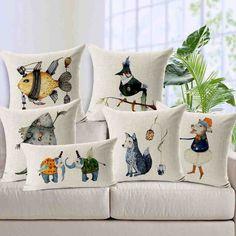 Custom Sofa Cushion Covers