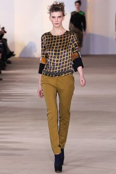 Preen by Thornton Bregazzi  | Fall 2012 Ready-to-Wear Collection | Vogue Runway