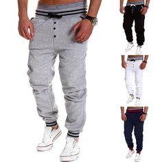Casual Skinny Jogging Sweatpants – eDealRetail http://www.uksportsoutdoors.com/product/adidas-mens-woven-trousers/