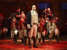 """Which """"Hamilton"""" character are you?"""