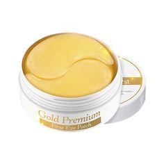 Secret Key Gold Premium First Eye Patch 60P - Beautynetkorea Korean cosmetic