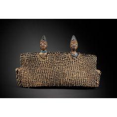 Yoruba Ere Ibeji (Twin Figure), Igbomina, Nigeria