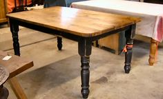 close to what I have now except mine has a center insert and the legs are white... could restain mine.