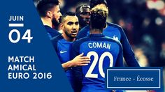Pronostic France - Ecosse en match amical avant l'Euro 2016  > http://wallabet.fr/pronostic-match-amicaux-france-ecosse/