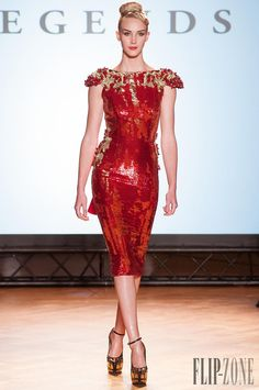 Legends by Bilal Barrage Fall-winter 2014-2015 - Couture -