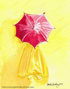 """Spring Rain""  by Brooke Finley"